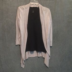 Long Cardigan with 3/4 Sleeve